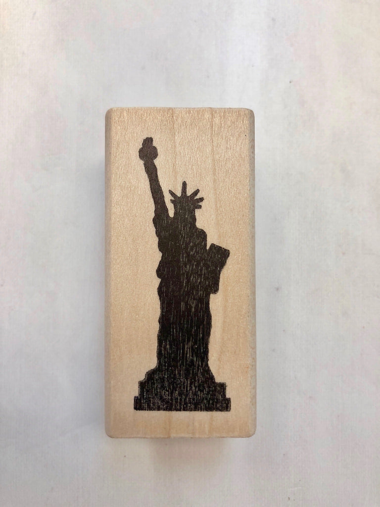 Michelle Ward Statue of Liberty Stamp