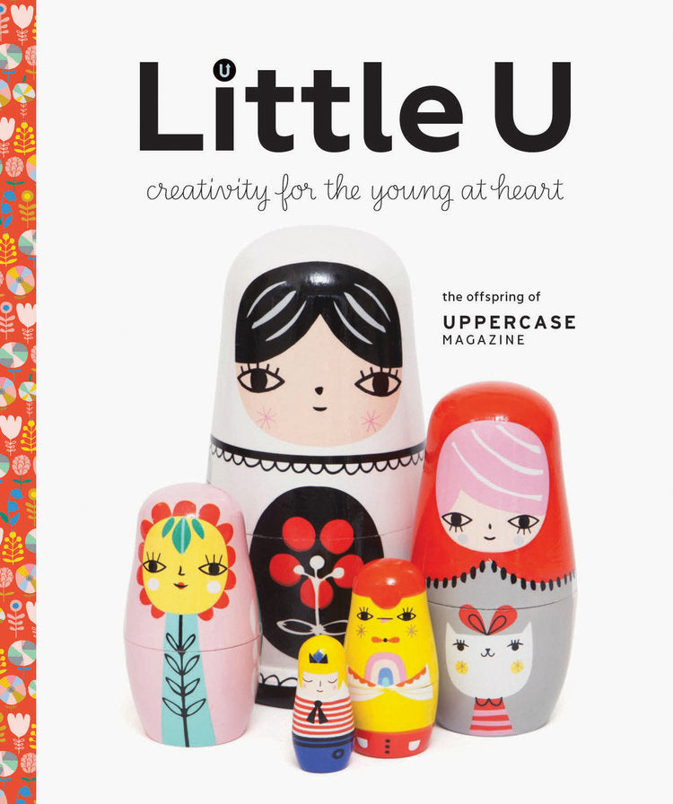 Little U Magazine -1st issue