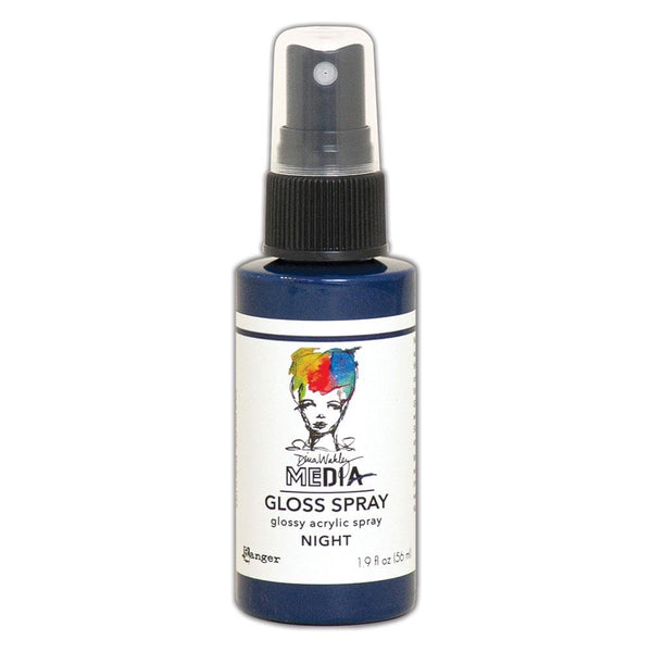 Dina Wakley Media Gloss Sprays - Choose Your Color