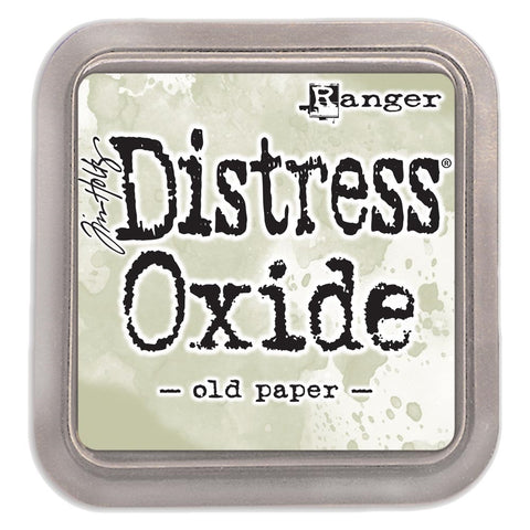Old Paper Distress Oxide Ink