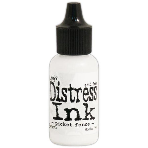 Distress Ink Pad Reinker Picket Fence