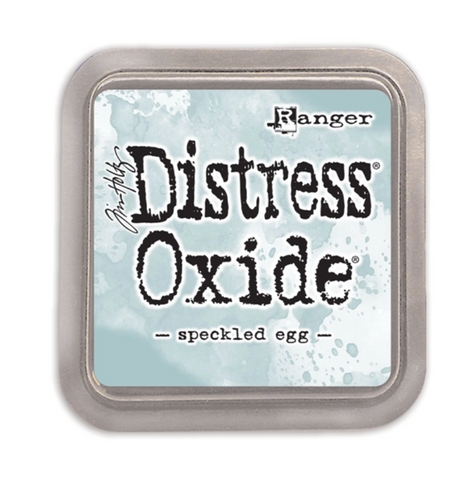 Tim Holtz Distress Oxide Pad 3X3 - Speckled Egg