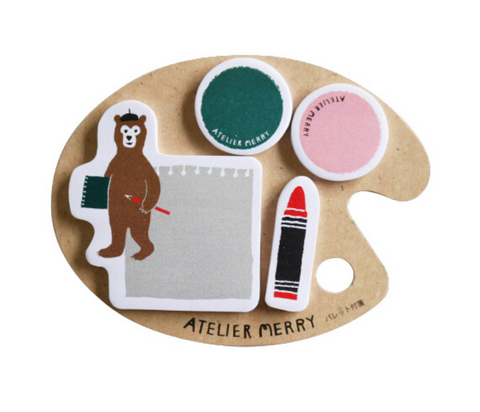 Atelier Merry Bear Sticky Notes