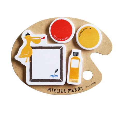 Atelier Merry Pelican Sticky Notes