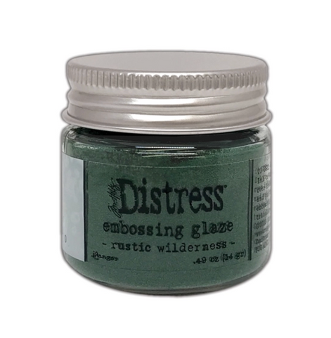 Tim Holtz Distress Embossing Glaze - Rustic Wilderness