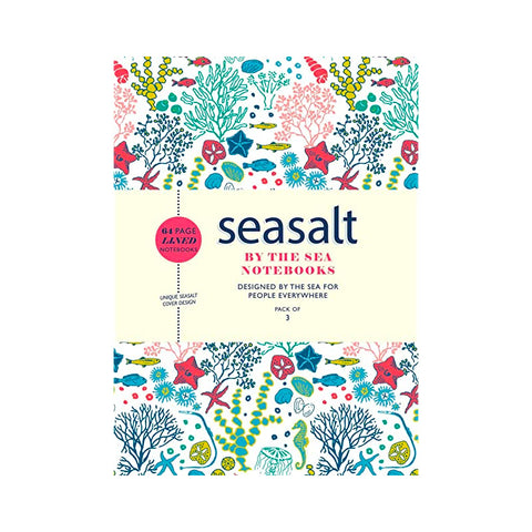 Seasalt: By the Sea Large Paperback Notebooks