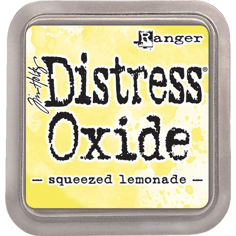 Distress Oxide Ink Pad Squeezed Lemonade