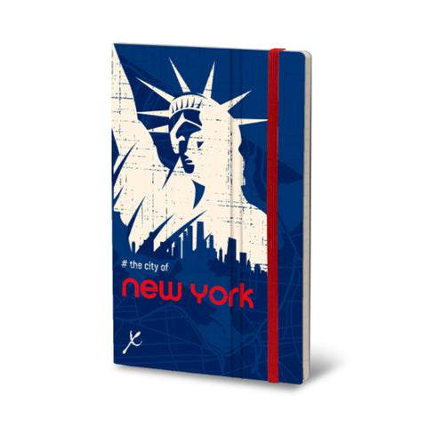 Stifflexible The City of New York Notebook