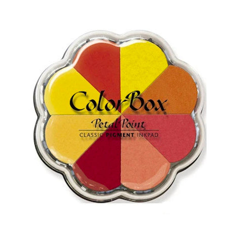ColorBox Petal Point Pigment Ink Summer Daze