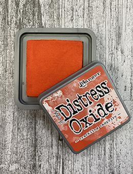 Distress Oxide Ink Pad Crackling Campfire