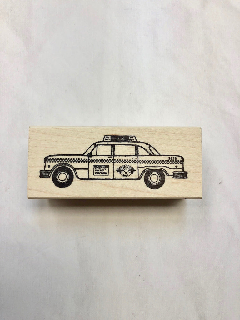 Michelle Ward Taxi Stamp