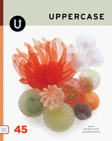 UPPERCASE Magazine Issue - 45