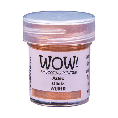 WOW! Aztec Glintz Regular Embossing Powder