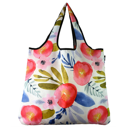 YAY Reusable Bag - Jumbo, Watercolor Floral