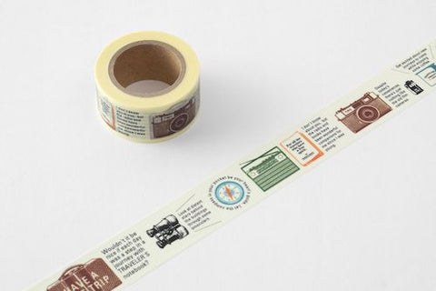Traveler's Company - Travel Tools Masking Tape