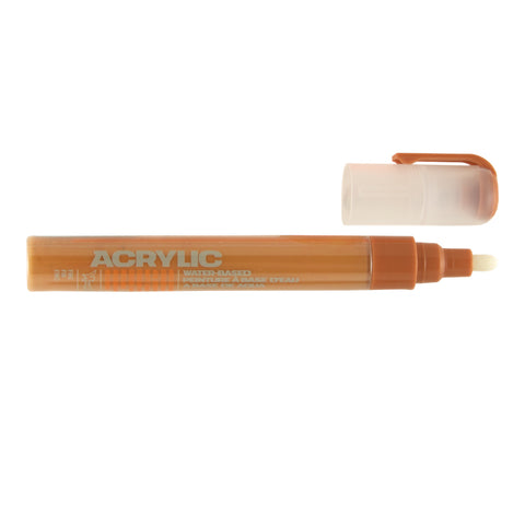 Montana Acrylic Paint Marker- Brown Light -Fine