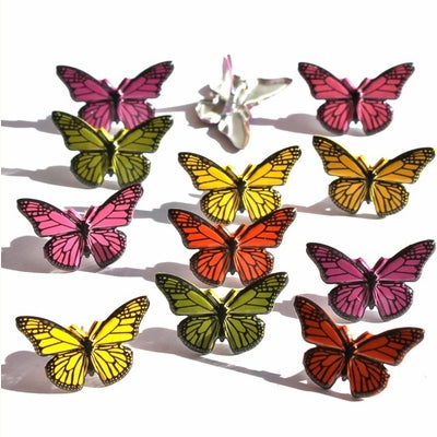 Eyelet Outlet Butterfly Brads