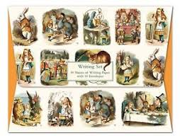 Nursery Alice Writing Set