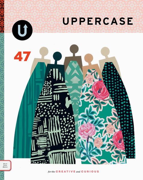 UPPERCASE Magazine Issue - 47