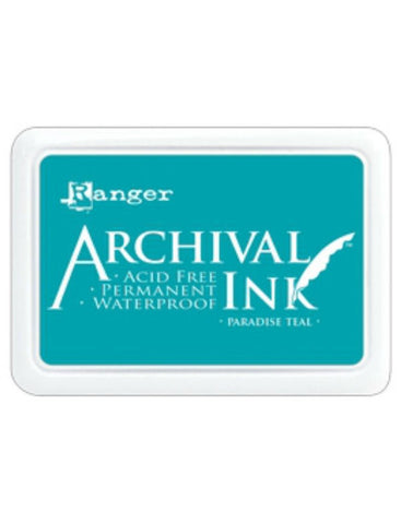 ARCHIVAL INK- PARADISE TEAL