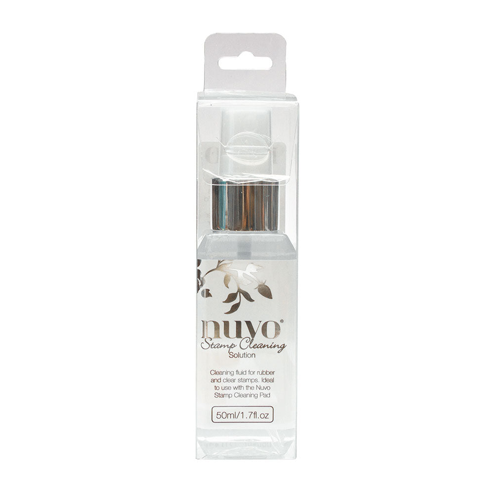 Nuvo Stamp Cleaning Solution 50ml/1.7oz