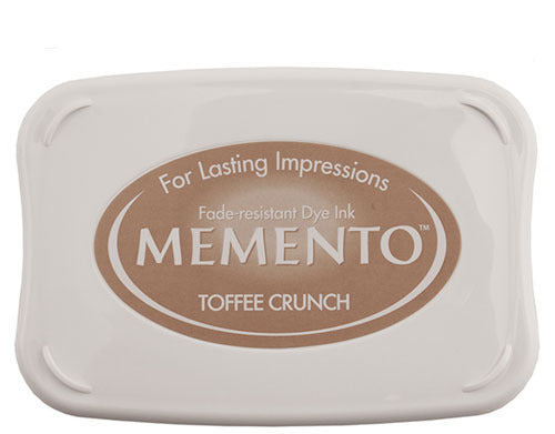 Memento Ink Pad Toffee Crunch