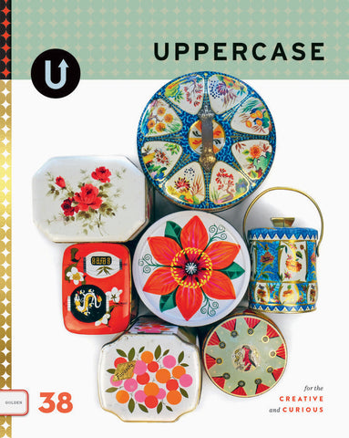 UPPERCASE Magazine Issue - 38
