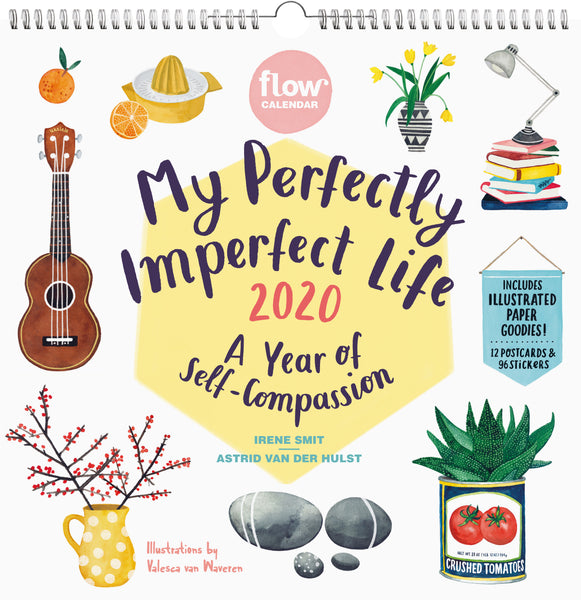 My Perfectly Imperfect Life Calendar 2020