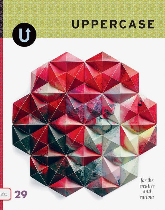 UPPERCASE Magazine Issue- 29 - The Ink Pad