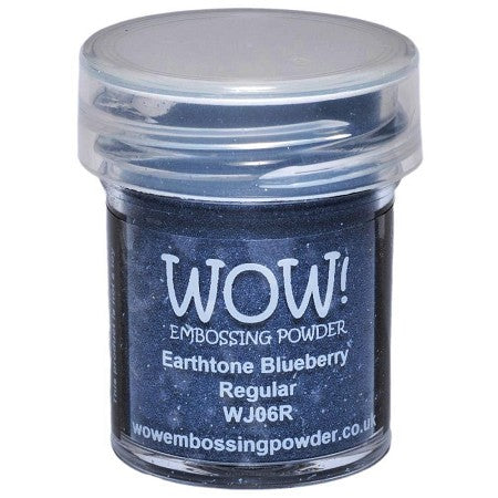 WOW! Earthtone Blueberry Embossing Powder