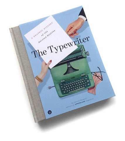 The Typewriter A Graphic History