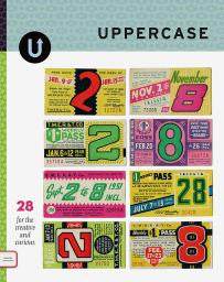 UPPERCASE Magazine Issue- 28 - The Ink Pad