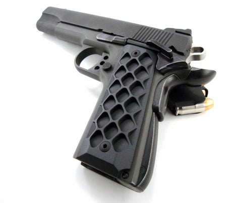 1911 grips full size black
