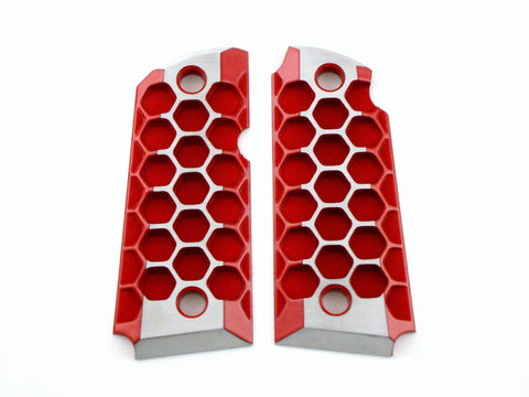 Kimber Micro 380 grips red