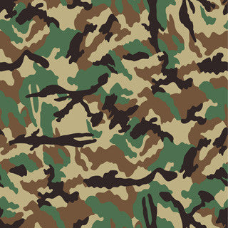 Camouflage Vector Patterns