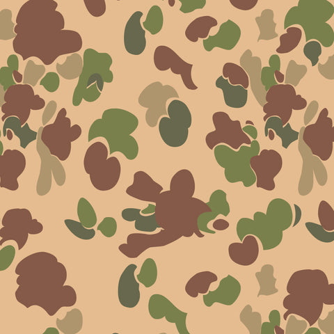Duck Hunt Vector Camouflage