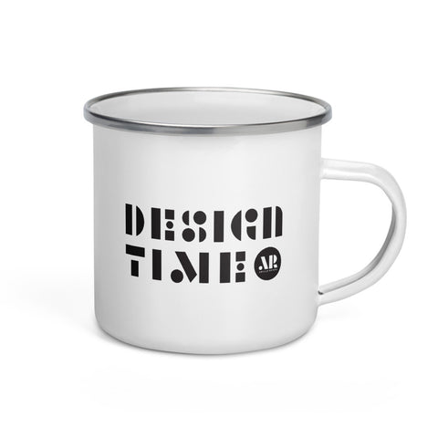 """Design Time"" Camp Mug"