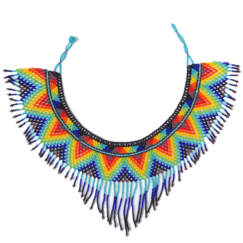 COLLAR DE CHAQUIRA MULTICOLOR