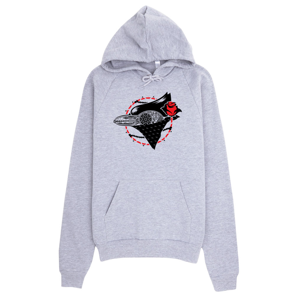 Jay of the Dead Hoodie