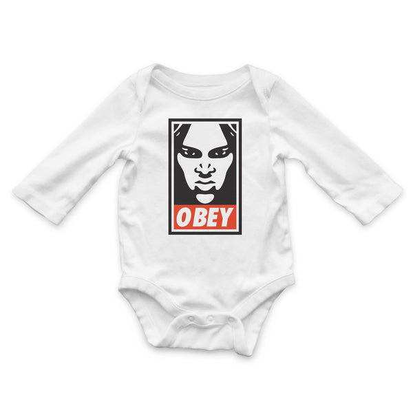 oBey Infant Onesie - White