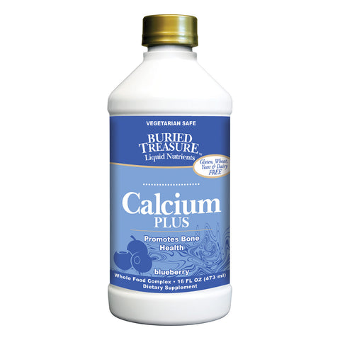 Buried Treasure Calcium Plus Blueberry - 16 fl oz