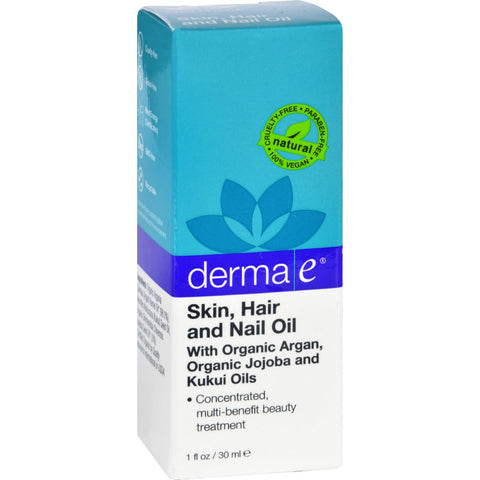 Derma E Skin Hair and Nail Oil - 1 fl oz