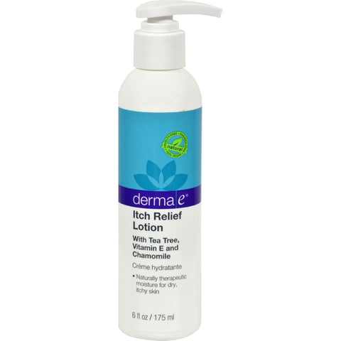 Derma E Itch Relief Lotion - 6 fl oz