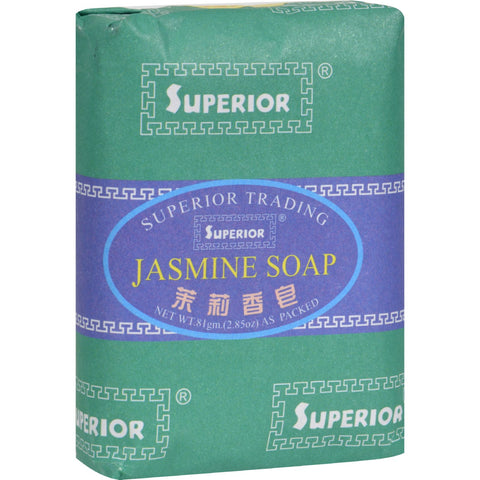 Superior Jasmine Soap - 2.85 oz