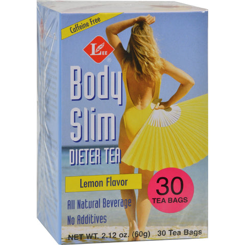 Uncle Lee's Body Slim Dieter Tea Lemon - 30 Tea Bags