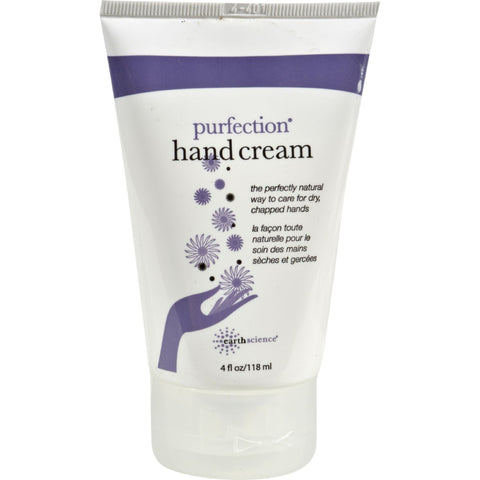 Earth Science Purfection Hand Cream - 4 oz