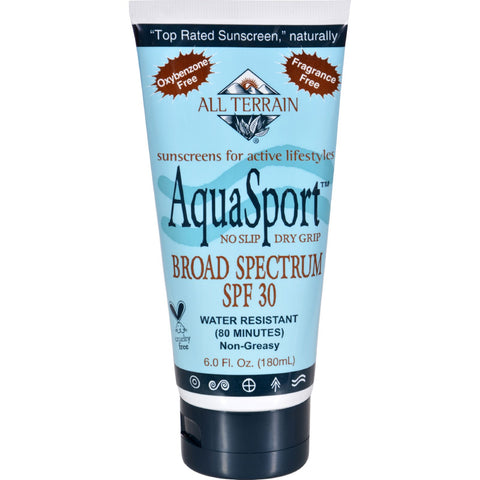 All Terrain AquaSport SPF 30 Sunscreen - 6 fl oz