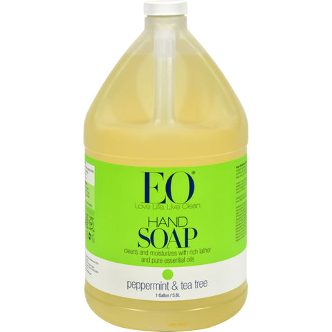 EO Products Hand Soap Refill - Peppermint - 128 oz