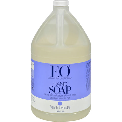 EO Products Liquid Hand Soap French Lavender - 1 Gallon