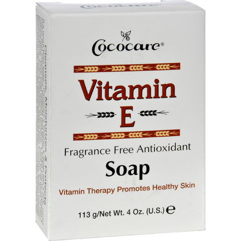 Cococare Vitamin E Soap - 4 oz